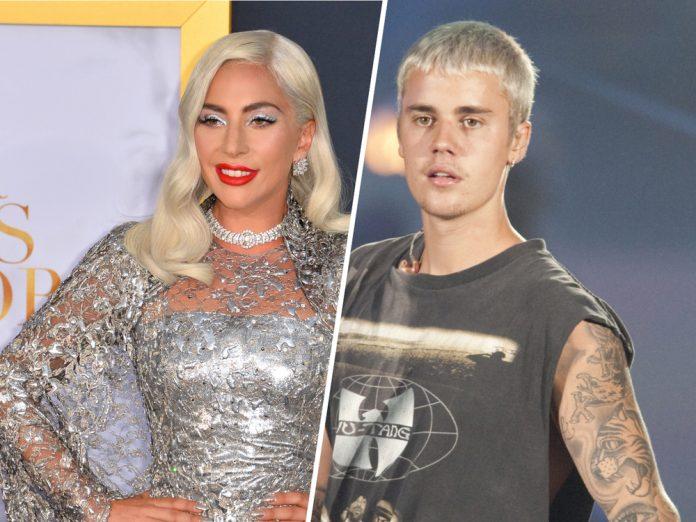 Lady Gaga und Justin Bieber sind Teil der