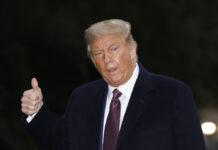Meldet sich nach unfreiwilliger Abstinenz im Netz zurück: Donald Trump