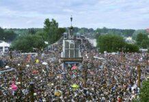 Das Fusion Festival lockt für gewöhnlich rund 70.000 Besucher an.