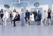 """Die Besetzung von """"Grey's Anatomy"""" hat in den vergangenen 17 Jahren - bis auf einige Stammdarsteller - immer mal wieder gewechselt."""
