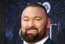 """Schauspieler und Sportler Hafthor """"Thor"""" Björnsson wiegt derzeit 155 Kilo."""