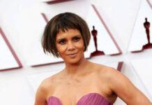 """Halle Berry samt """"neuer Frisur"""" bei der Oscar-Verleihung 2021"""