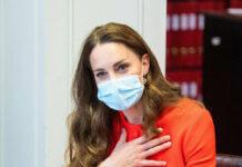 Herzogin Kate kümmert sich um die Sorgen der Teenager in Corona-Zeiten.