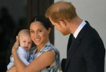 Prinz Harry und Herzogin Meghan nutzten Archies Geburtstag