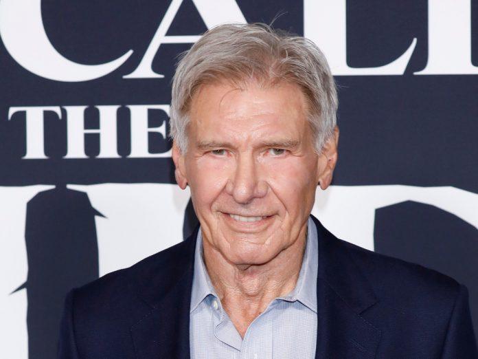 Harrison Ford bei einem Auftritt in Los Angeles