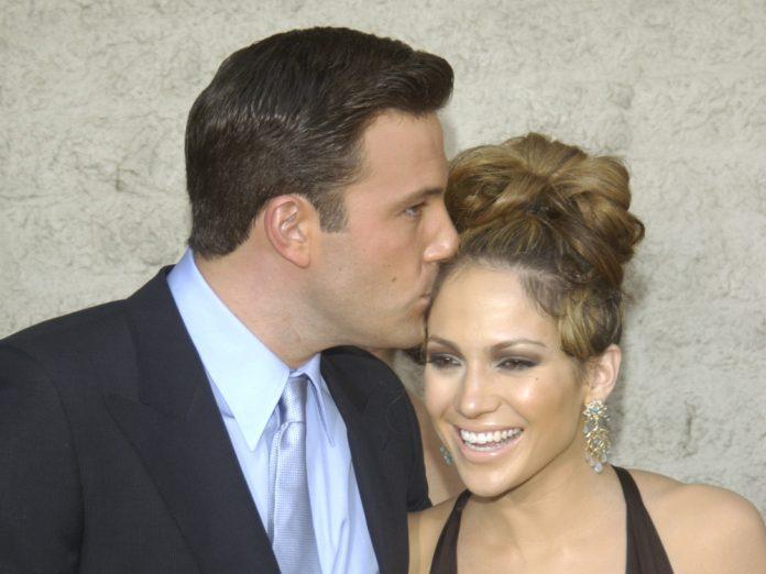 Ben Affleck und Jennifer Lopez waren von 2002 bis 2004 ein Paar.