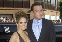 Jennifer Lopez und Ben Affleck waren von 2002 bis 2004 ein Paar - hier bei einer Premiere im Jahr 2003.