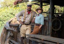 """Dwayne """"The Rock"""" Johnson und Emily Blunt spielen die Hauptrollen in Disneys """"Jungle Cruise""""."""