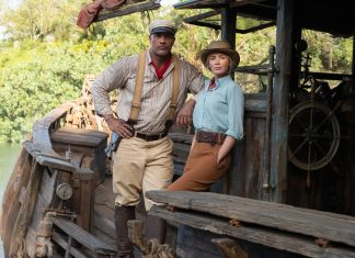 "Dwayne ""The Rock"" Johnson und Emily Blunt spielen die Hauptrollen in Disneys ""Jungle Cruise""."