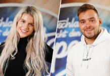 Pia-Sophie Remmel und Kevin Jenewein haben sich verliebt
