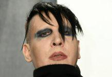 Manson im Februar 2020 in Kalifornien