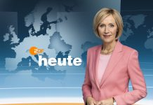 "Petra Gerster moderierte seit 1998 ""heute"" im ZDF"