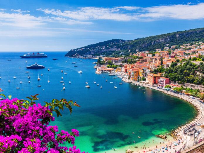 Reisen an die Côte d'Azur sind unter Auflagen möglich.