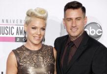 Gehen seit 15 Jahren als Ehepaar gemeinsam durchs Leben: Pink und Carey Hart.