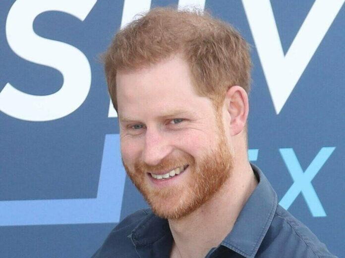 Prinz Harry sprach beim Wohltätigkeitskonzert