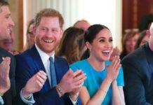 Prinz Harry und Herzogin Meghan bei einem Event im März 2020.