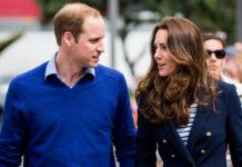 Prinz William und Herzogin Kate sind traurig über den bevorstehenden Abschied