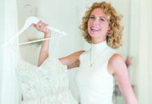 """Designerin Sanna Lindström ist regelmäßig in der VOX-Sendung """"Zwischen Tüll und Tränen"""" zu sehen und hat das Buch """"Die Brautflüsterin"""" geschrieben."""