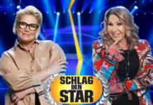 "Frauenpower bei ""Schlag den Star"": Claudia Effenberg (l.) gegen Carmen Geiss"