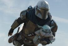 "Das neue Traumduo aus dem ""Star Wars""-Universum: Din Djarin alias ""The Mandalorian"" und Grogu alias ""Baby Yoda"""