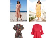 Flatternde Kleider von Veillon für den Sommer