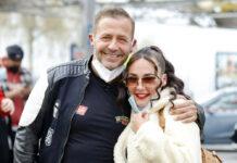 Willi und Alessia Herren Mitte April