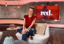"""Annemarie Carpendale ist den Zuschauern unter anderem aus dem Magazin """"red."""" bekannt"""