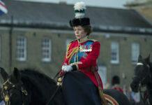 """Queen Elizabeth II. in """"The Crown"""""""