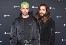 Bill (l.) und Tom Kaulitz im vergangenen Jahr in Los Angeles