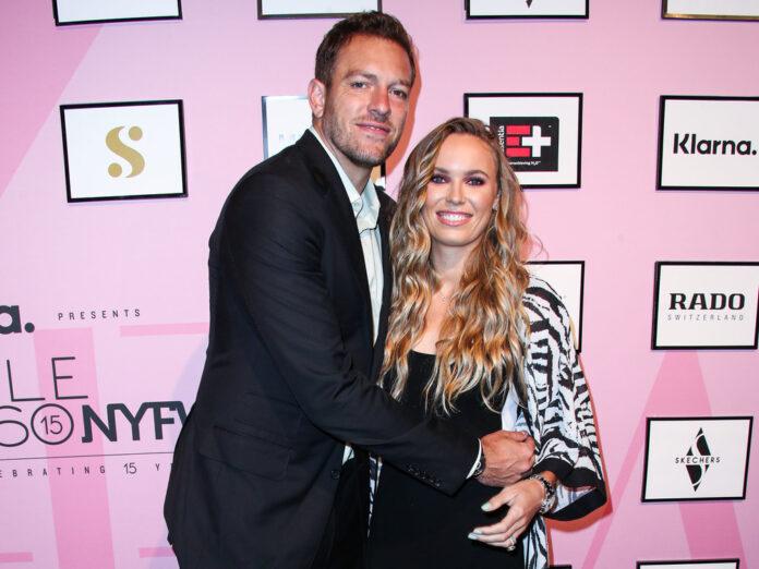 Das Sportlerpaar Caroline Wozniacki und David Lee hat ein Baby bekommen