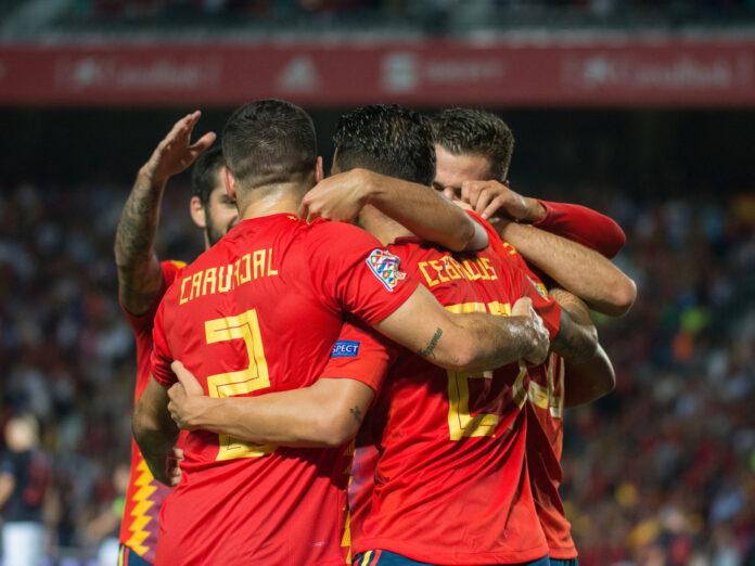 Die spanische Nationalmannschaft geht mit großen Problemen in die Fußball-EM