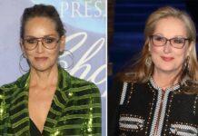 Für Sharon Stone (l.) hat der Hype um Meryl Streep ungesunde Ausmaße angenommen.