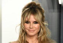 Heidi Klum könnte nicht stolzer auf ihrer Tochter Leni sein.