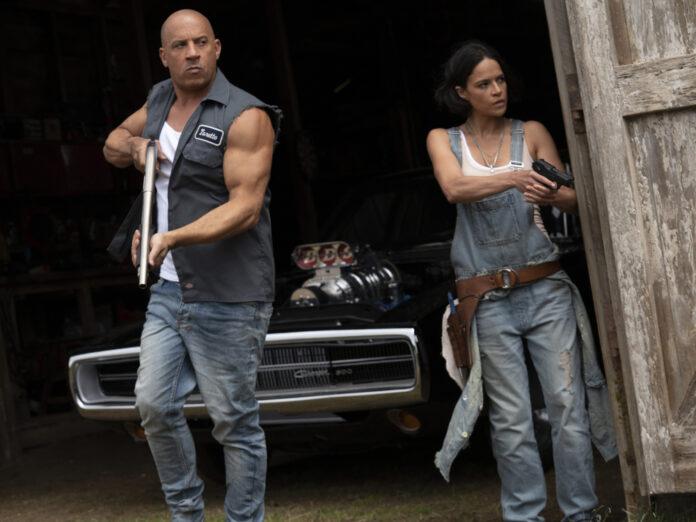 Vin Diesel und Michelle Rodríguez in