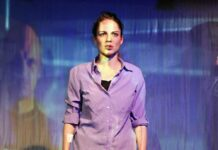 Stella Denis-Winkler war zuvor in Theaterproduktionen zu sehen