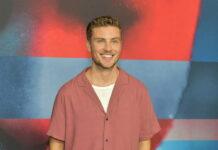 """Jannik Schuemann bei der TV-Filmpremiere zu """"9 Tage wach"""""""