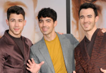 Die Jonas Brothers 2019 auf dem roten Teppich (v.l.): Kevin Jonas