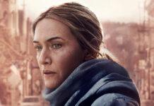 """Für die Falten um ihre Augen auf dem Promo-Poster für """"Mare of Easttown"""" hat Kate Winslet gekämpft."""