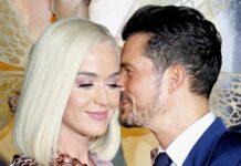 Katy Perry und Orlando Bloom bei einem ihrer seltenen öffentlichen Auftritt im August 2019 in Los Angeles.