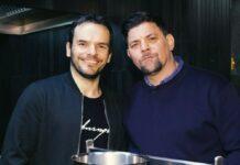 Steffen Henssler (l.) und Tim Mälzer duellieren sich bald bei VOX.