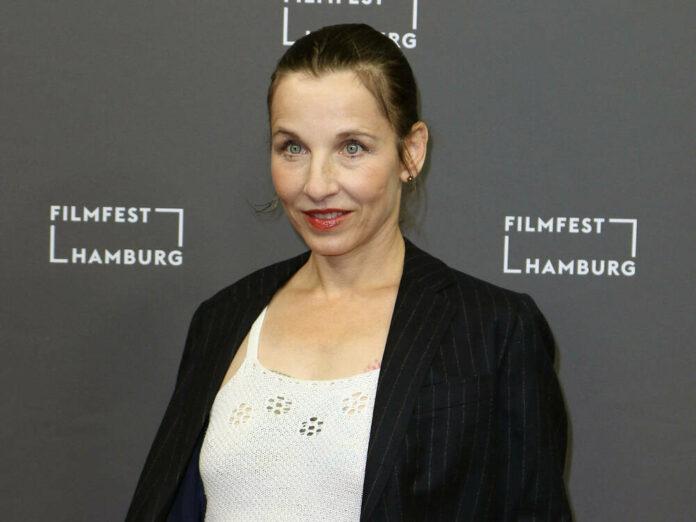 Meret Becker im Jahr 2020 in Hamburg