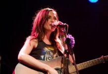 Mia Aegerter bei einem ihrer Konzerte.