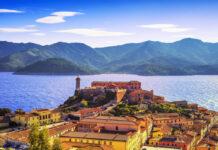Die italienische Insel Elba putzt sich für das Jubiläum heraus