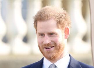 Prinz Harry bei einem Auftritt in London 2020