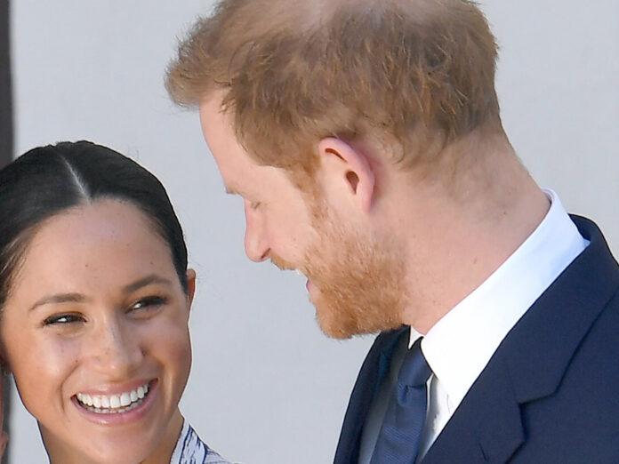 Prinz Harry und Herzogin Meghan sind in Elternzeit