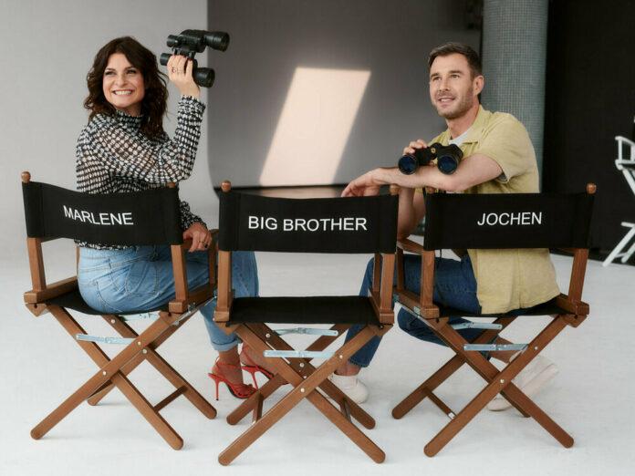 Marlene Lufen und Jochen Schropp moderieren erneut die neue Staffel von