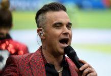 Diese Frisur gehört für Robbie Williams der Vergangenheit an.