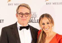 Matthew Broderick und Sarah Jessica Parker sind seit 1997 verheiratet.