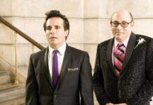 Willie Garson (r.) alias Stanford Blatch und Mario Cantone alias Anthony Marantino sind im Reboot zu sehen.
