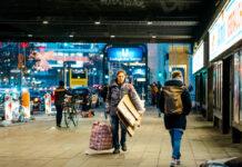 """Schauspieler Timo Jacobs spielt im """"Tatort: Die dritte Haut"""" den Obdachlosen Micha Kowalski"""